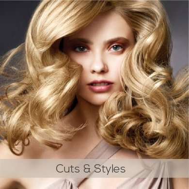 Ladies hair cuts and styles at top Chorley hair salon near Preston, Blackburn.