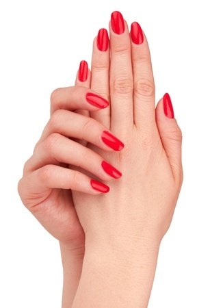 Jessica Luxury Manicure at mojo hair and beauty salon in chorley greater manchester
