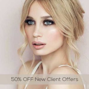 50% Off New Client Offer