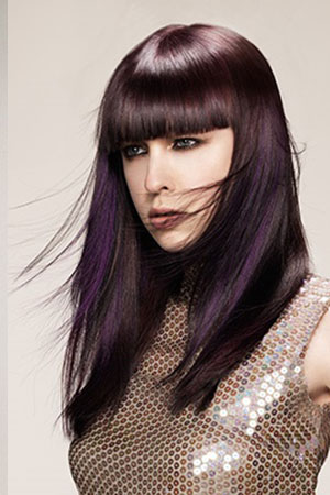 Hairstyles With Fringes