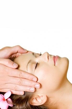 Japanese Shiatsu Head Massage