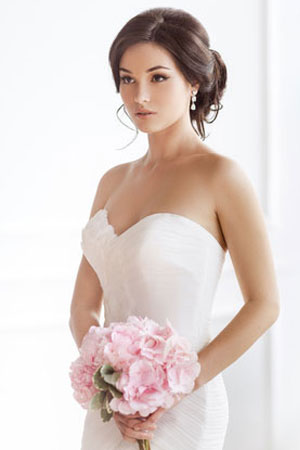 The Latest Bridal Hair Beauty Trends