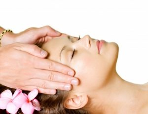 Traditional Indian head Massage at mojo beauty salon in chorley manchester