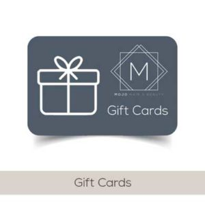 hair and beauty gift cards at Mojo salon, Chorley in Greater Manchester