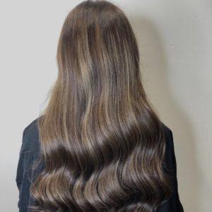 beautiful balayage hair colours at mojo hair and beauty salon in Chorley