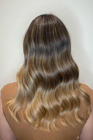 Top Trending Balayage Hair Colours at Mojo hair salon in Chorley