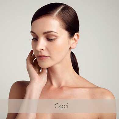 CACI non-invasive anti-ageing treatments for both men and women at Mojo hair & beauty salon in Chorley near Blackburn.