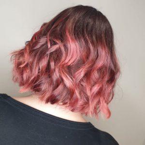 Hair Colour Transformations at Chorleys top hair salon - mojos