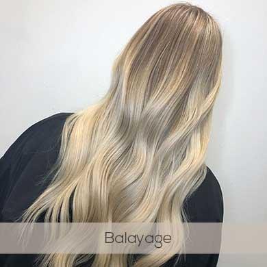 Bespoke Balayage Hair Colour at Mojo Hair & Beauty Salon, Chorley